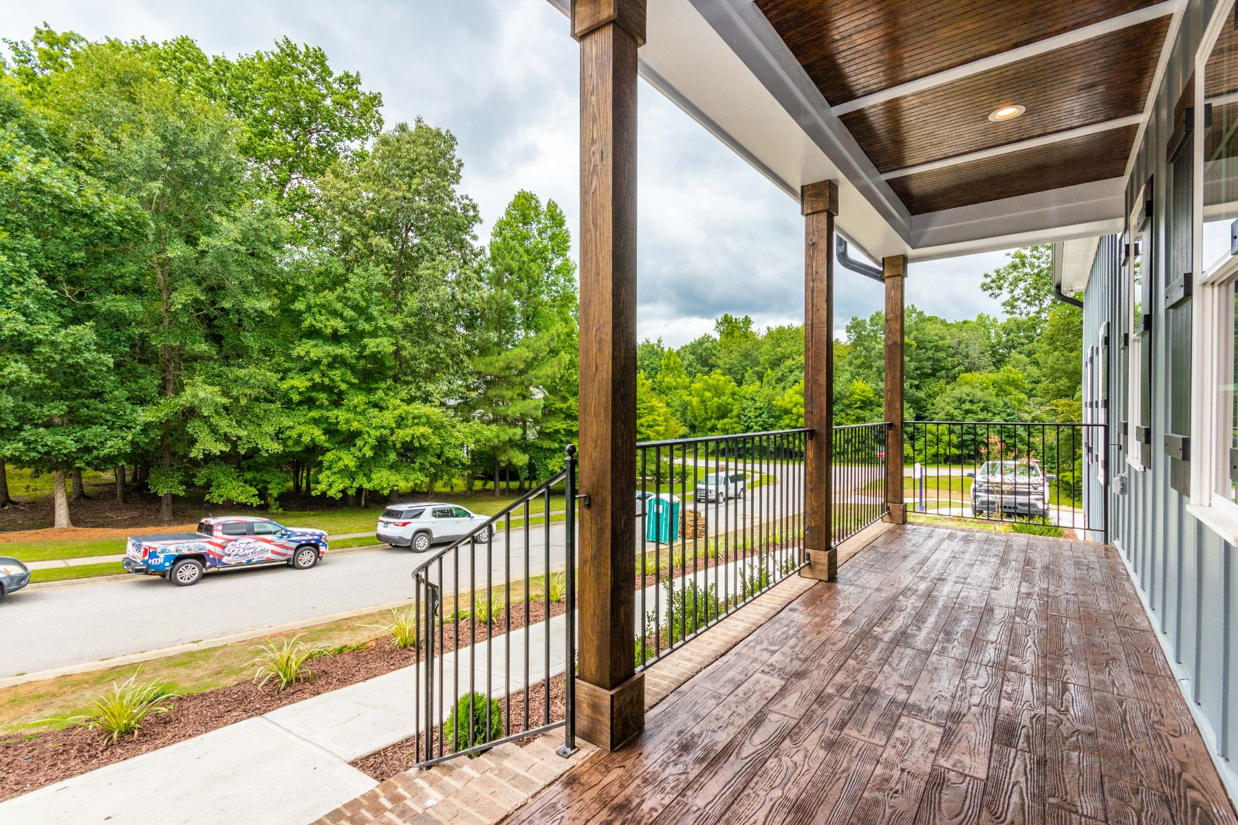 Dogwood Front Porch